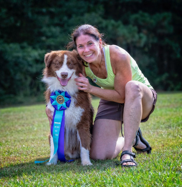 Finn with Shari | Pawsitively Unleashed Performance